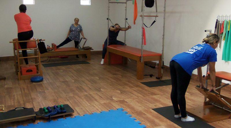 Pilates com Aparelhos